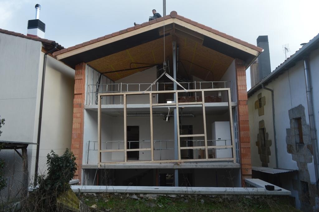Casa Pasiva Iturtxulo 14, Urdiain