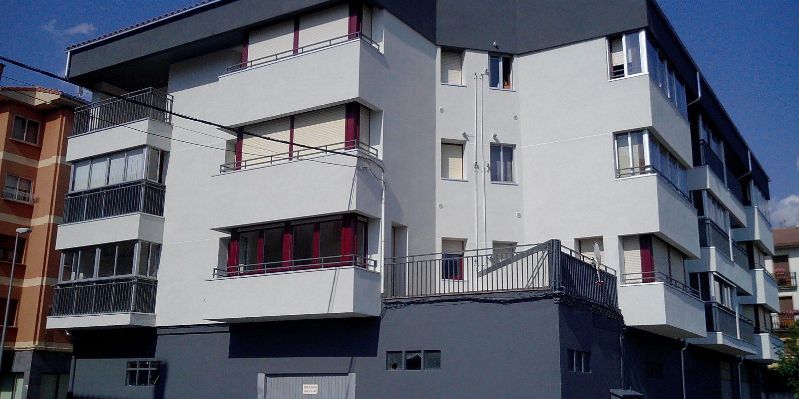 Edificio Arkuetabide 1-3, Etxarri Aranatz