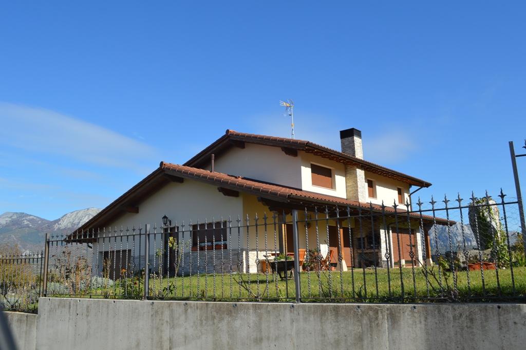 Vivienda unifamiliar en San Román, Alava