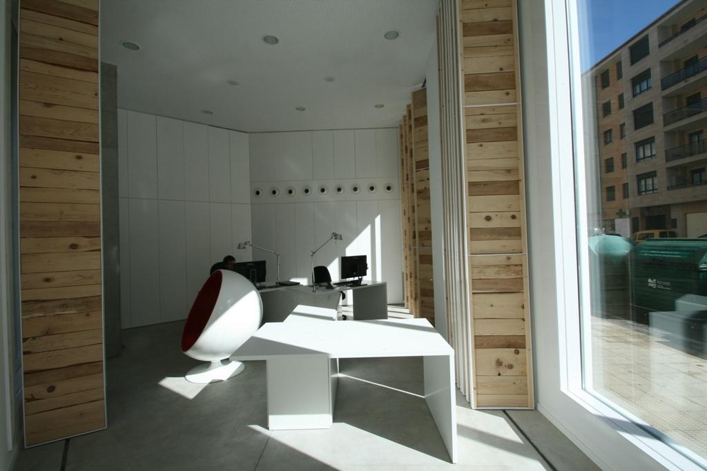 Oficina Trav. Bernardino Tirapu 12, Pamplona