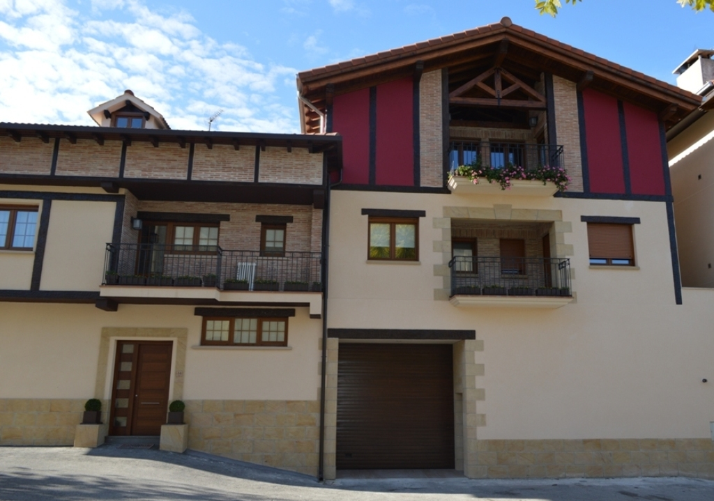 Casa Elizazpi 14, Urdiain