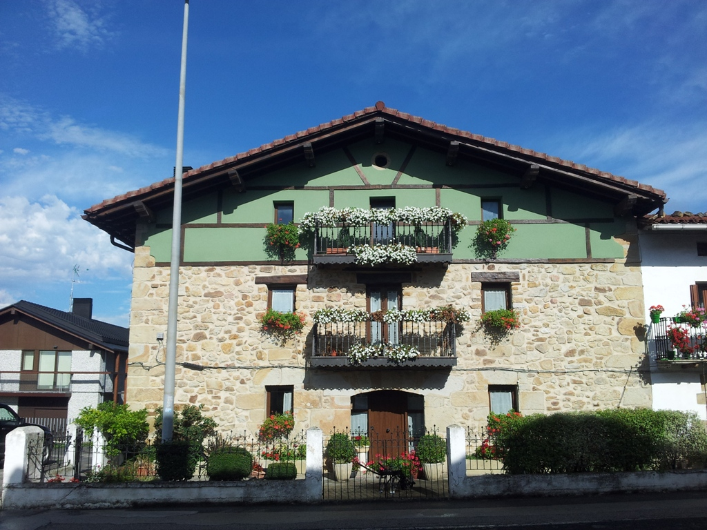 Casa Iruñeko Etorbidea 30, Arbizu