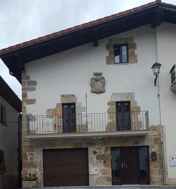 Casa Plazalde 6, Urdiain