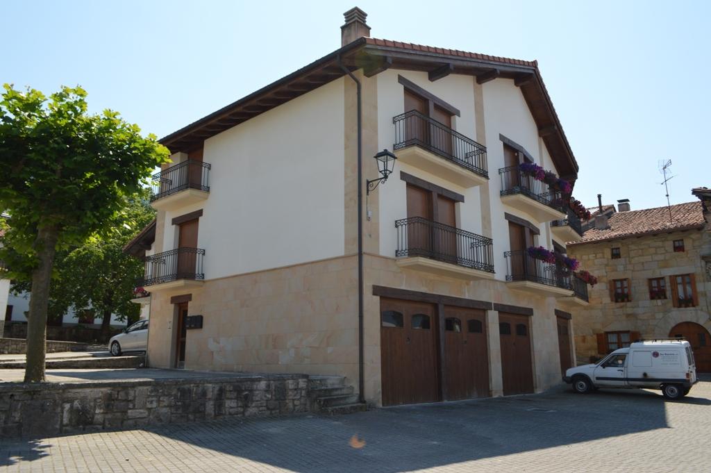 Edificio San Martin 26, Urdiain